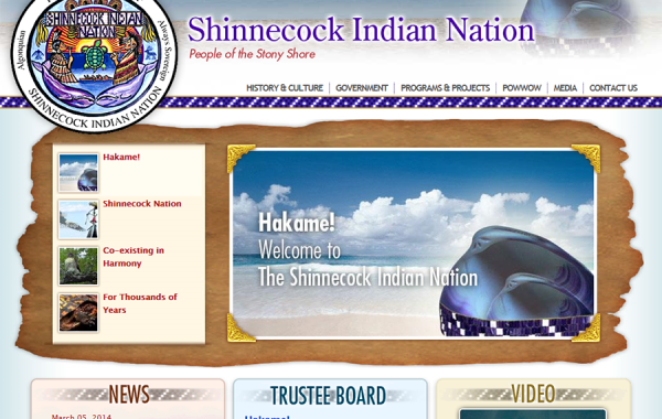 SHINNECOCK NATION