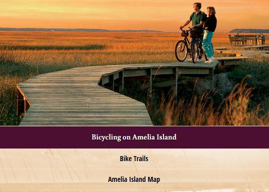 AMELIA ISLAND – BIKE APP